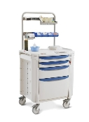 "Procedure Cart - 39"" High"