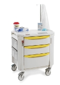 "Isolation Cart - 36"" High"