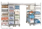 Top-Track Super Erecta Super Adjustable System