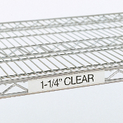 Metro Clear Label Holder