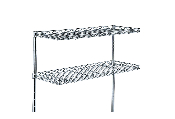 Metro HD Super Cantilever Shelves, Stainless Steel
