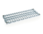 Metro Heavy Duty Dunnage Shelf, Stainless Steel