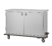 Metro Large Double Door Case Carts