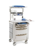 "Procedure Cart - 42"" High"