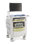 "Endoscopic Cart - 42"" High"