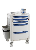 "Dressing Cart - 42"" High"