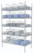 Metro Garment Storage Rack