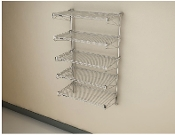 Super Erecta Wall Kit - Post Type A