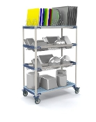 MetroMax i Mobile Drying Rack Unit