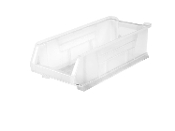 Metro Large Supply Bins - Clear