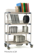 MetroMax i Four Tray and Steam Pan Rack