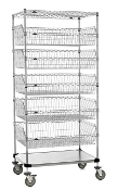 Super Erecta Basket Unit