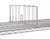 Metro Shelf Divider in Gray Metroseal 4