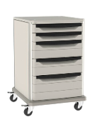 "Starsys 34"" Tall Undercounter Storage Cart"