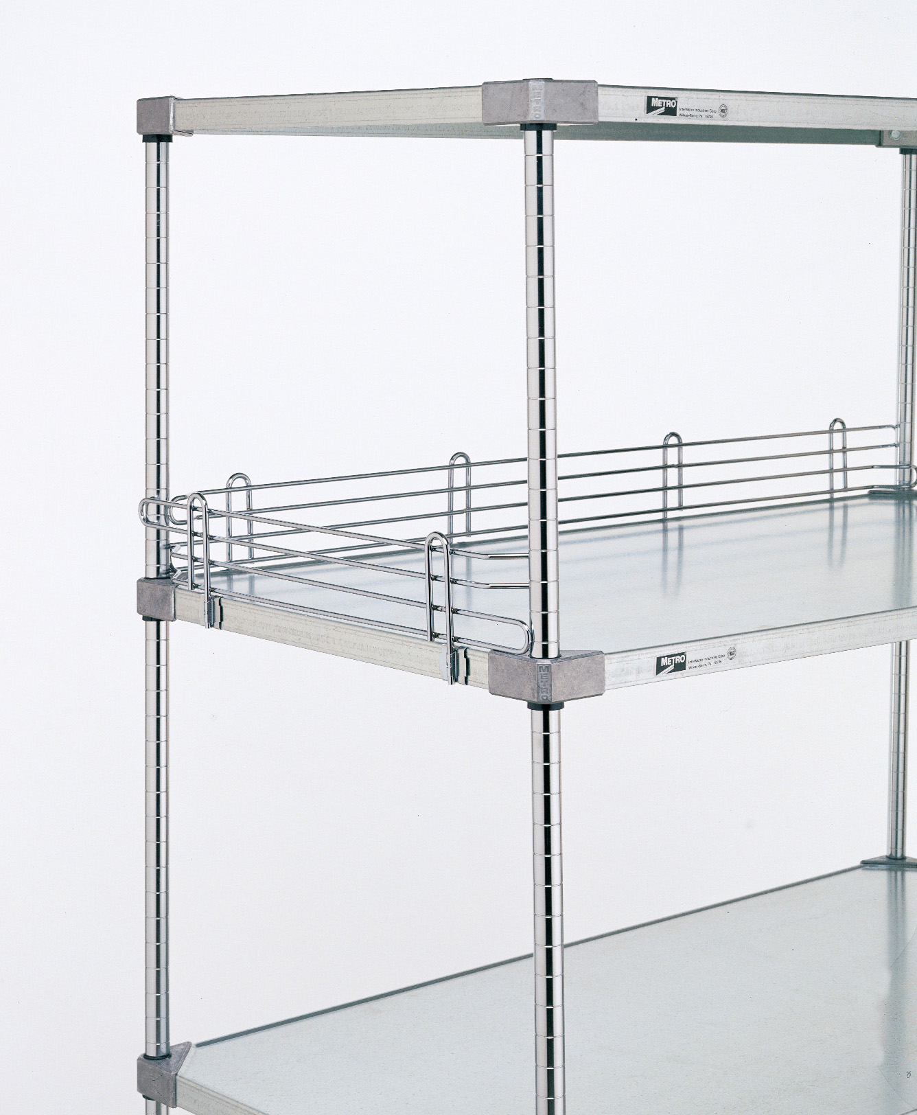 for shelf metal shelves wall steel stainless kitchen